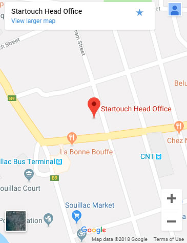 Startouch - GPS Tracking Services Mauritius