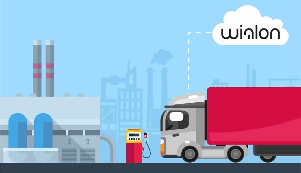 24/7 Transport vehicle and machine monitoring using Wialon