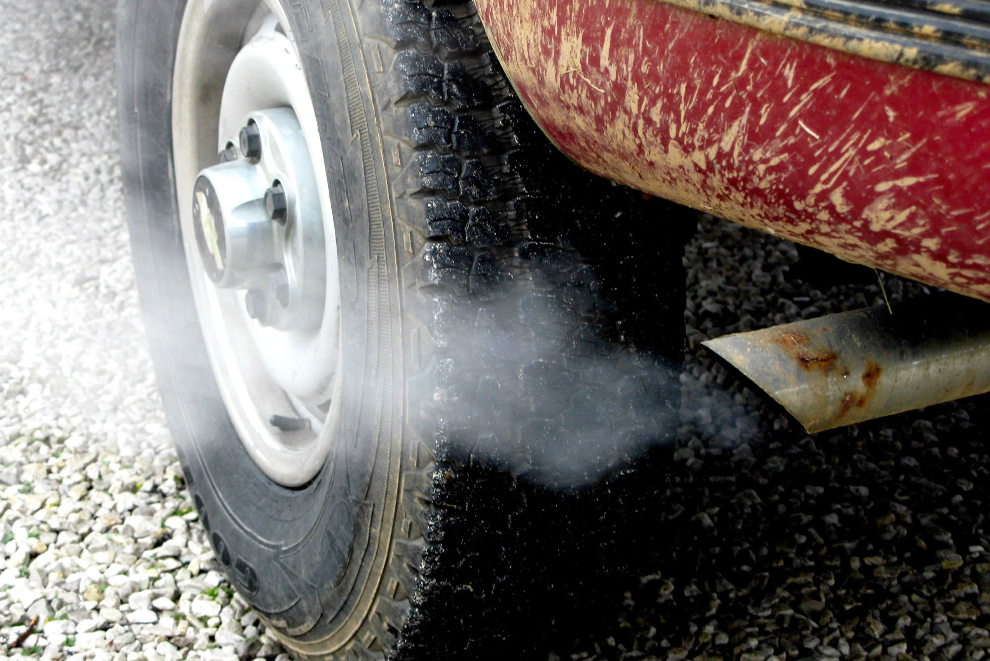 control the misuse of tires with Wialon